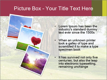 Golf course PowerPoint Template - Slide 17