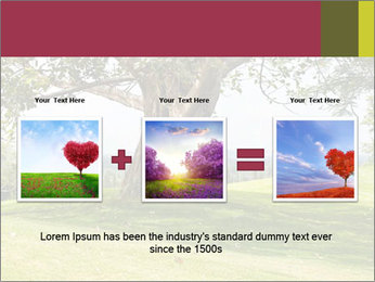 Golf course PowerPoint Template - Slide 22