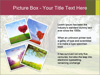 Golf course PowerPoint Template - Slide 23