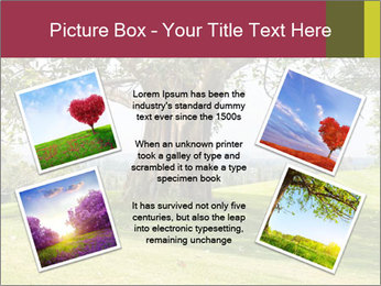 Golf course PowerPoint Template - Slide 24