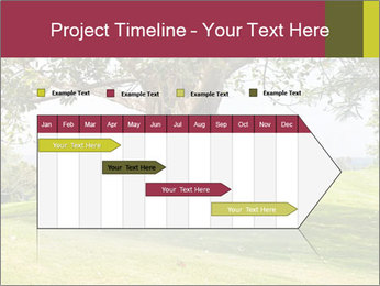 Golf course PowerPoint Template - Slide 25