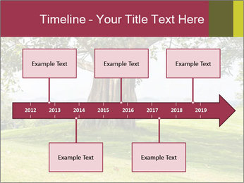 Golf course PowerPoint Template - Slide 28
