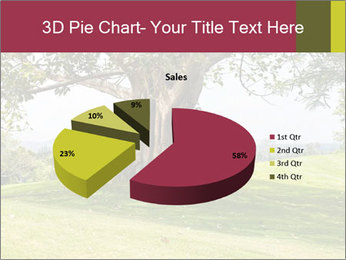 Golf course PowerPoint Template - Slide 35