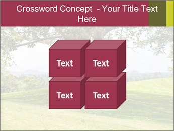 Golf course PowerPoint Template - Slide 39