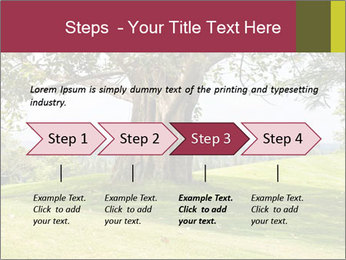Golf course PowerPoint Template - Slide 4