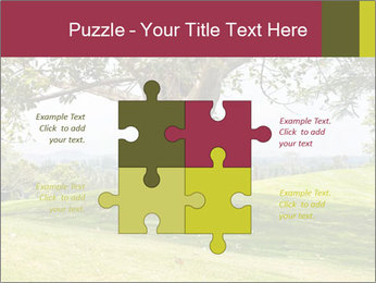 Golf course PowerPoint Template - Slide 43