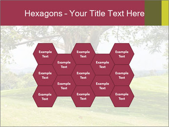Golf course PowerPoint Template - Slide 44