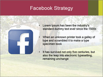 Golf course PowerPoint Template - Slide 6