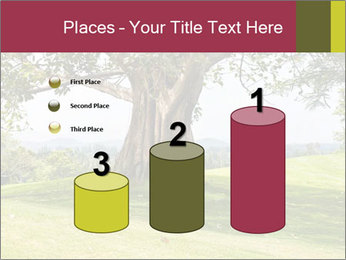 Golf course PowerPoint Template - Slide 65