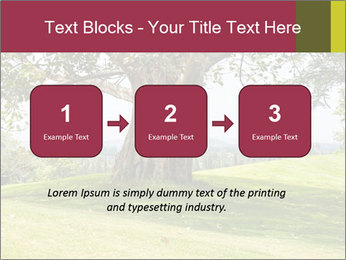 Golf course PowerPoint Template - Slide 71