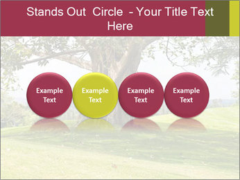 Golf course PowerPoint Template - Slide 76