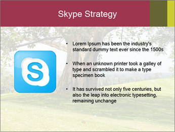 Golf course PowerPoint Template - Slide 8