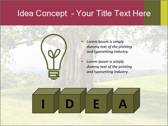 Golf course PowerPoint Template - Slide 80