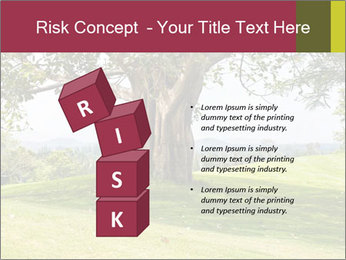 Golf course PowerPoint Template - Slide 81