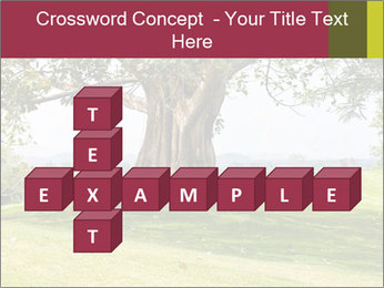 Golf course PowerPoint Template - Slide 82