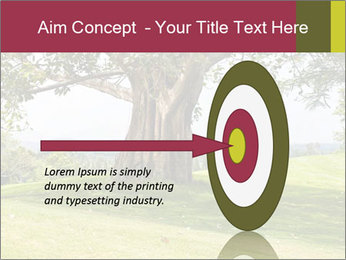 Golf course PowerPoint Template - Slide 83