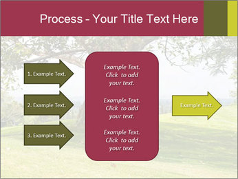 Golf course PowerPoint Template - Slide 85
