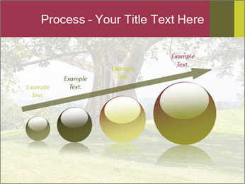 Golf course PowerPoint Template - Slide 87