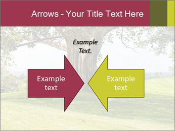 Golf course PowerPoint Template - Slide 90