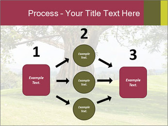 Golf course PowerPoint Template - Slide 92