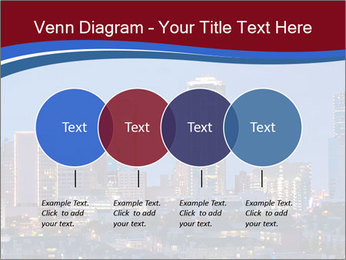 Texas at night PowerPoint Template - Slide 32