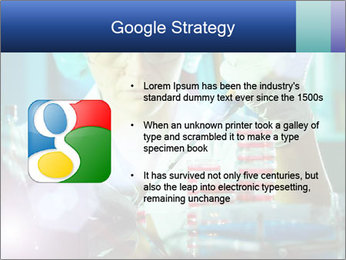 Oncology lab PowerPoint Template - Slide 10