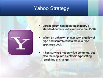 Oncology lab PowerPoint Template - Slide 11