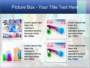 Oncology lab PowerPoint Template - Slide 14