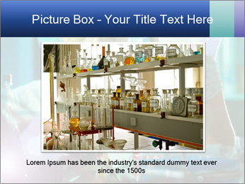 Oncology lab PowerPoint Template - Slide 16