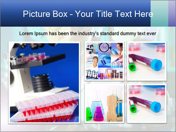 Oncology lab PowerPoint Template - Slide 19