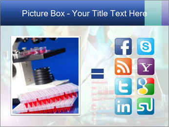 Oncology lab PowerPoint Template - Slide 21