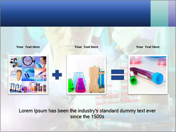 Oncology lab PowerPoint Template - Slide 22