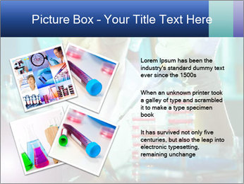Oncology lab PowerPoint Template - Slide 23