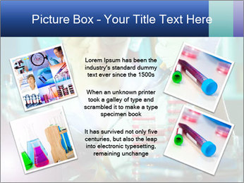 Oncology lab PowerPoint Template - Slide 24