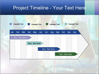 Oncology lab PowerPoint Template - Slide 25
