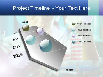Oncology lab PowerPoint Template - Slide 26