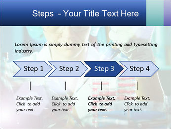 Oncology lab PowerPoint Template - Slide 4