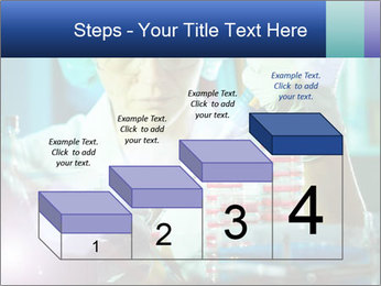 Oncology lab PowerPoint Template - Slide 64