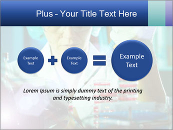 Oncology lab PowerPoint Template - Slide 75
