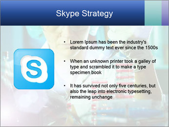 Oncology lab PowerPoint Template - Slide 8