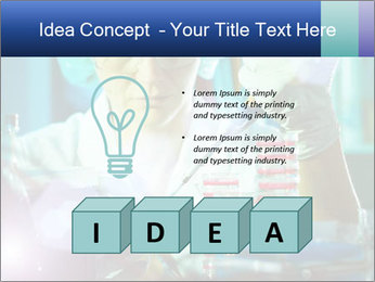 Oncology lab PowerPoint Template - Slide 80