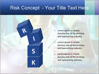 Oncology lab PowerPoint Template - Slide 81