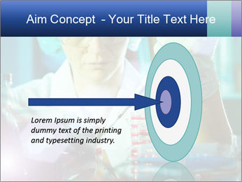 Oncology lab PowerPoint Template - Slide 83