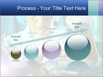 Oncology lab PowerPoint Template - Slide 87