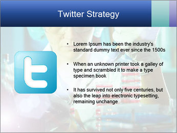 Oncology lab PowerPoint Template - Slide 9