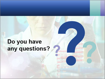 Oncology lab PowerPoint Template - Slide 96