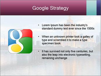 Bridge and Hotel PowerPoint Template - Slide 10