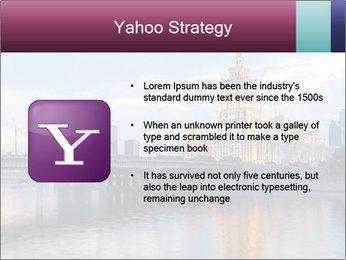 Bridge and Hotel PowerPoint Template - Slide 11