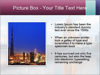 Bridge and Hotel PowerPoint Template - Slide 13