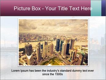 Bridge and Hotel PowerPoint Template - Slide 15